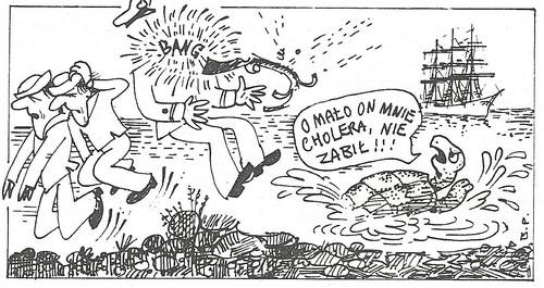 mAbramowski ilustracja do wspomnień