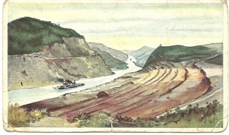 Kanał Panamski 1936m