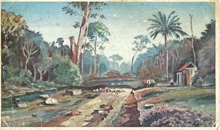 Zachodnie wybrzeże Panamy 1936m
