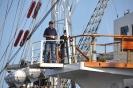 Rejs szkoleniowy uczniów Zespołu Szkoł Morskich na  pokładzie Daru Młodzieży fot. Andy Pol