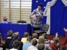 Spotkanie autorskie Marty Polak w szkole podstawowej w Mokrem